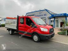 Furgoneta furgoneta caja abierta teleros Ford Transit 2,2 114 Kw Pritsche Doka Euro 5 Klima