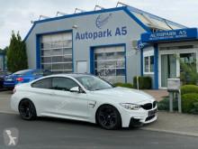 Furgoneta BMW Baureihe M4 Coupe M Performance Auspuff AGA coche coupé descapotable usada