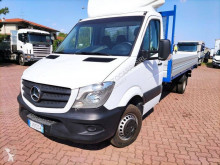 Furgoneta furgoneta caja abierta teleros Mercedes Sprinter 414 CDI