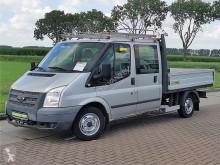 Ford Transit 300 m dc open laadbak dostawcza platforma używany