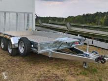 Veículo utilitário reboque ligeiro P3718H Rampe Alu