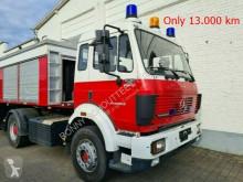 Camion Mercedes SK 1838 4x2 Feuerwehr SK 1838 4x2 Feuerwehr eFH. pompiers occasion