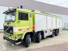 Camion F 12 8x4 Feuerwehr F 12 8x4 Feuerwehr, Seilwinde 40m pompiers occasion