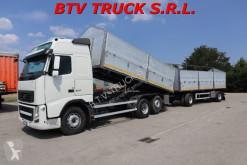 Camion benne Volvo FH FH 13 500 RIBALTABILE TRILATERALE+ RIMORCHIO ZORZI