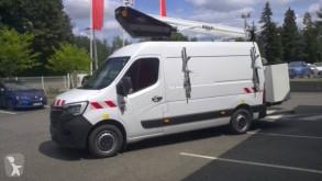 Veículo utilitário carrinha comercial plataforma telescópico Renault Master L2H2
