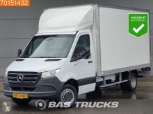 Utilitaire caisse grand volume Mercedes Sprinter 514 CDI Dubbellucht Bakwagen Laadklep Airco Cruise Meubelbak A/C Cruise control