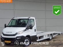 Užitkový vůz pro přepravu vozidel Iveco Daily 35C16 Automaat Autotransporter Tijhof Luchtvering Oprijwagen 1Vehicles A/C Towbar