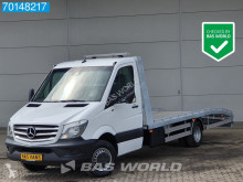 Utilitaire porte voitures Mercedes Sprinter 516 CDI Automaat Autotransporter Dubbellucht Euro6 Airco Oprijwagen 1Vehicles A/C