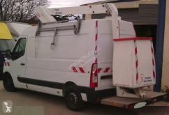 عربة نفعية Utilitaire Renault Master 125
