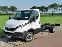 Dostawcze podwozie z kabiną Iveco Daily 35 C 18 xl ac automaat nieuw