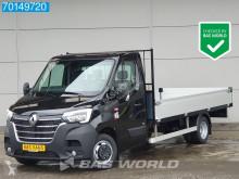 Renault Master 165PK Open Laadbak 3500kg Trekgewicht Navi Airco Cruise A/C Cruise control utilitaire plateau neuf