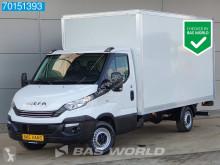 Iveco Daily 35S16 160PK Automaat Laadklep Bakwagen Meubelbak Airco Euro6 A/C utilitaire caisse grand volume occasion