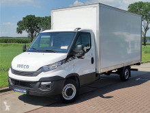 Iveco zárt és magasított rakterű kisteherautó Daily 35S16 bakwagen + laadklep