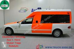 Ambulance Mercedes E 280 Krankentransport Trage Rollstuhl Rampe