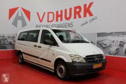 Combi Mercedes Vito 110 CDI 343 L3 (BPM Vrij, Excl. BTW) Combi/Kombi/9 Persoons/9 P/Airco/Sidebars