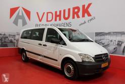 Minibus Mercedes 110 CDI 343 L3 (BPM Vrij, Excl. BTW) Combi/Kombi/9 Persoons/9 P/Airco/Sidebars