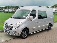 Furgoneta furgoneta furgón Opel Movano 2.3 CDTI dubb cabine ac 170pk