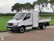 Utilitaire benne Mercedes Sprinter 516 CDI kipper trekh 3500kg