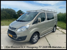 Ford Transit 270 2.2 tdci l1h1 limited dc 220.789km nap airco cruisecontrol euro 5navi fourgon utilitaire occasion