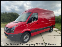 Fourgon utilitaire Volkswagen Crafter 270 2.2 tdci l1h1 limited dc 220.789km nap airco cruisecontrol euro 5navi