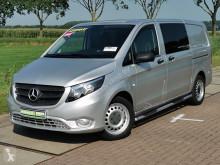 Mercedes Vito 119 CDI l2 dubbelcabine auto fourgon utilitaire occasion