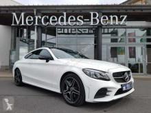 Voiture coupé cabriolet Mercedes C 300d AMG+NIGHT+PANO+BURM+ M-BEAM+AMBI+SPUR+TOT