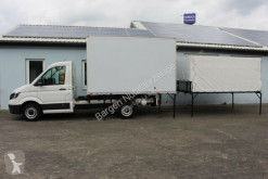 Utilitaire châssis cabine MAN TGE 3.140 Wechsel Koffer/Pritsche E6 Klima AHK