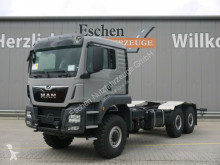 Camion MAN TGS TGS 33.510 6x6B*Einzelbereift*Intarder*Wo châssis occasion