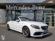 Furgoneta coche descapotable Mercedes C 63 AMG S+9G+DISTR+360°+ MEMO+DRIVERS+BURM+AIRS