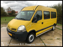 Minibus Nissan Minibus 2.5dci 74kw l2 h2 personenbus ideaal voor ombouw euro 4
