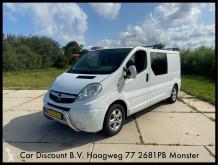 Opel Vivaro 2.0 cdti l2 h1 dc 384.900km nap trekhaak betimmerde laadruimte euro 4 fourgon utilitaire occasion