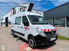 Utilitaire nacelle télescopique Renault Master 125 DCI