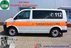 Ambulance Volkswagen T5 2.0 TDI 4 Motion Binz Notarzt - Rettung 1.Hd