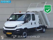 Utilitaire benne Iveco Daily 35C14 140pk Kipper Dubbele cabine Airco Tipper Benne Toolbox A/C Double cabin Cruise control