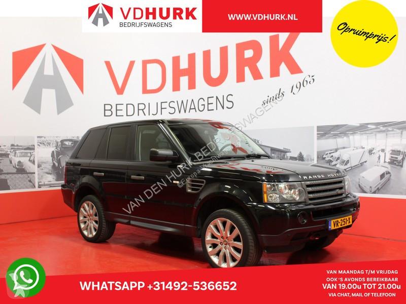 Zobaczyć zdjęcia Pojazd dostawczy Land Rover Range Rover Sport Grijs Kenteken 3.5t Trekverm./Harman Kardon/Luchtvering/Xenon/Leder/Elec.Stoelen