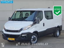 Iveco Daily 35C17 170pk 3.0 Dubbele cabine Airco Trekhaak Navi Camera 5m3 A/C Double cabin Towbar fourgon utilitaire occasion