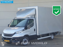 Utilitaire caisse grand volume Iveco Daily 35C18 New 3.0 180PK Automaat Bakwagen Laadklep Zijdeur Cruise A/C Cruise control