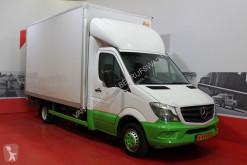 Furgoneta furgoneta caja gran volumen Mercedes Sprinter 516 Aut. Bakwagen Laadklep/Dubbel Lucht/Topspoiler/Cruise/Camera