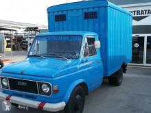Pojazd dostawczy do przewozu zwierząt Fiat
