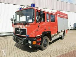 Camión bomberos MAN 12.222 FA 4x2 BB Doka 12.222 FA 4x2 BB Doka, LF 16