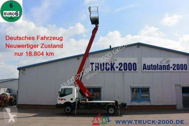 Zobaczyć zdjęcia Pojazd dostawczy Nissan NT 400  NT400 35.13 Rothlehner Höhe 18 m nur 18.800 km