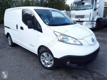 Nissan E-NV200 Closed box electric van fourgon utilitaire occasion