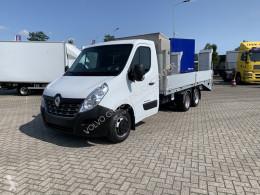 Cassone Renault Master 165.35 DCI CLICKSTAR BE COMB CAR AND MACHINE TRANSPORTER