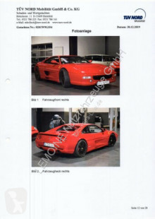 Voiture coupé cabriolet Ferrari F355 Berlinetta Schalter Zahnriemen NEU
