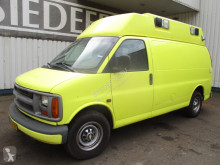 Ambulance Chevrolet Chevy Van GMT 600 , Ambulance , Airco , with camper registration