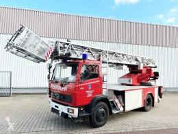 Camión bomberos Mercedes 1120 4x2 1120 4x2, DLK 18-12, Metz Drehleiter, 18m