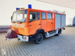 Camion Mercedes 814 4x2 LF4 Löschfahrzeug 4x2 LF4 Löschfahrzeug pompiers occasion