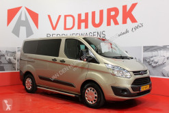 Ford Transit 2.2 TDCI Trend DC Dubbel Cabine 6 P/Trekhaak/Sidebars/Airco/Crui fourgon utilitaire occasion