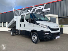 Iveco Daily CCB 35C14 D EMPT 4100 BENNE COFFRE DOUBLE CABINE utilitaire benne occasion