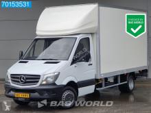 Furgoneta furgoneta caja gran volumen Mercedes Sprinter 514 CDI 140pk Euro6 Bakwagen Laadklep Zijdeur Airco Cruise A/C Cruise control